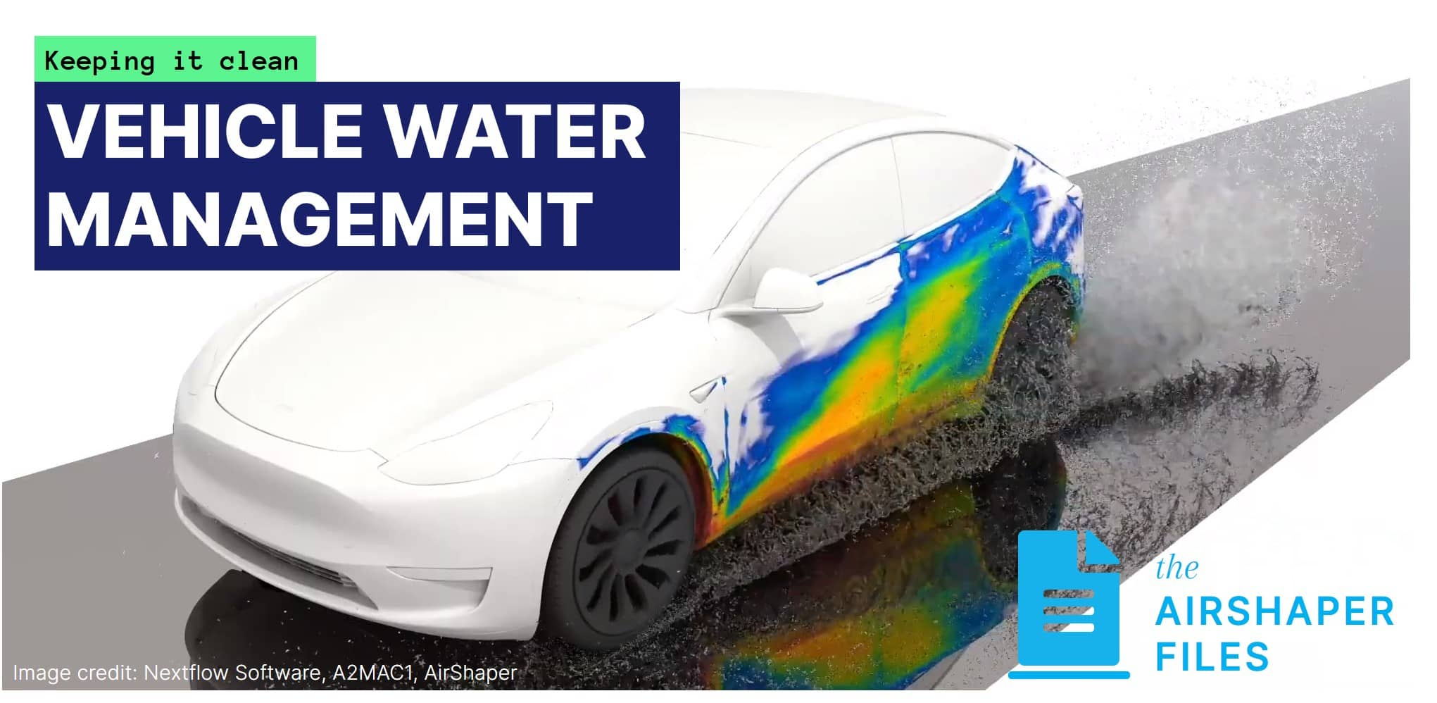 Vehicle Water Management